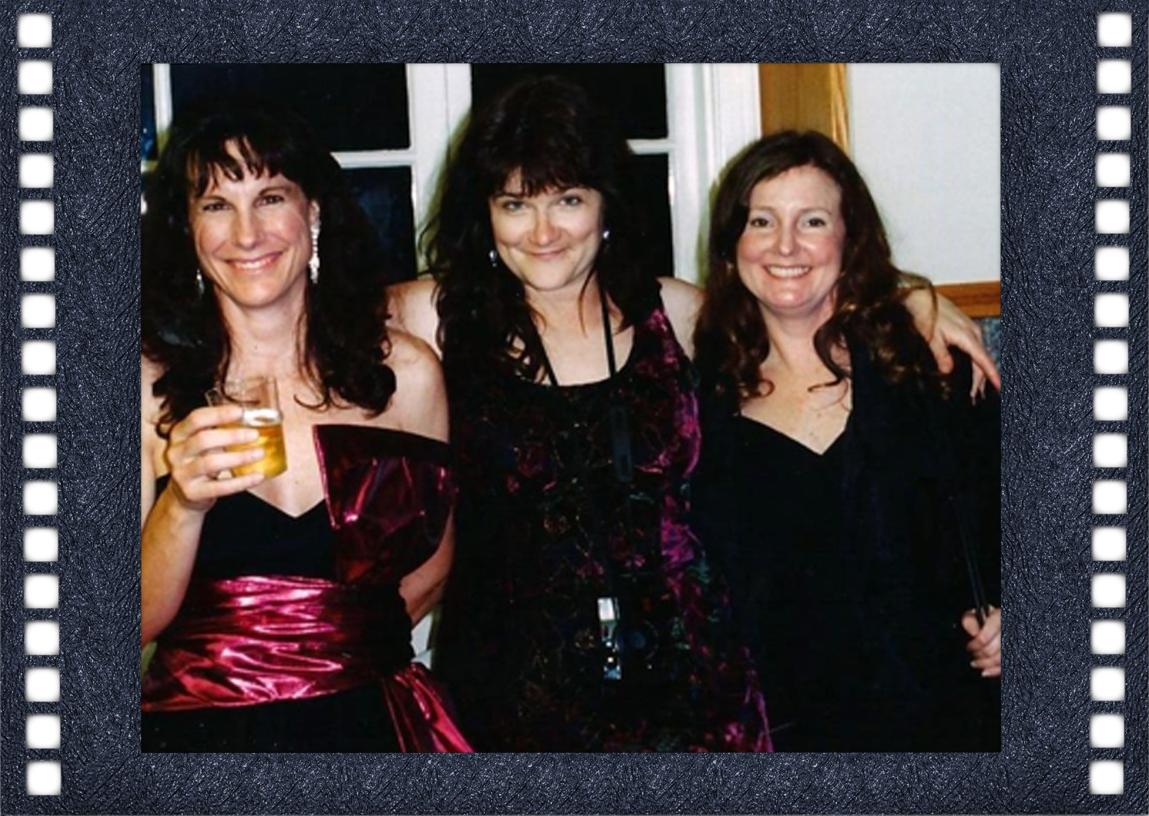 Stephanie, Joyce, Mary Bennett Denove