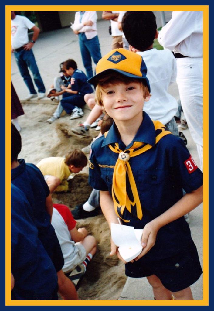 My Cub Scout, A